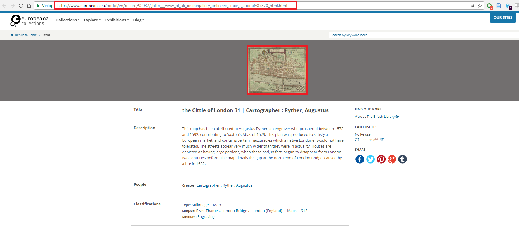 Europeana Aggregation