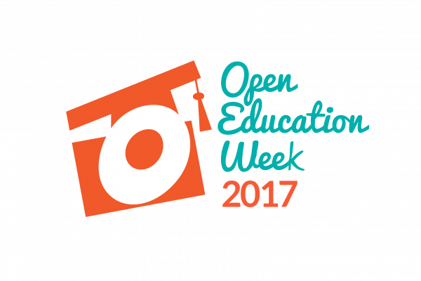 Open Education Week 2017 webinar