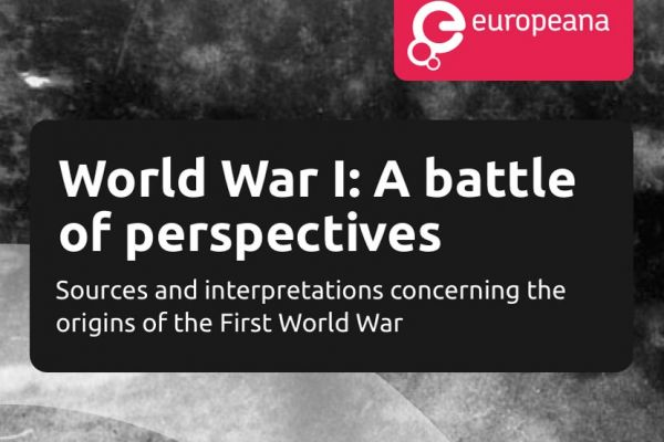 Europeana launches Multi-Touch Book and iTunes U course on the First World War