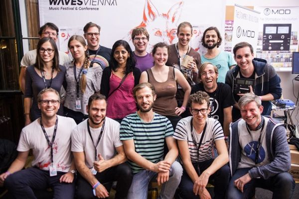 Europeana Sounds at the Vienna Waves Music Hackday: the results