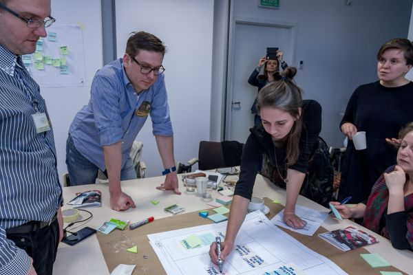 Highlights from the TuEuropeana project workshops: Europeana for cultural institutions