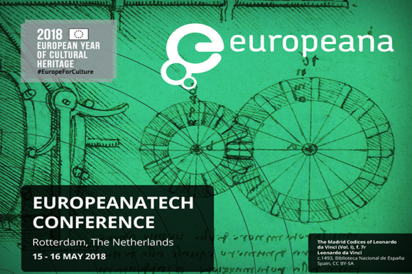 EuropeanaTech 2018 - Our keynote speakers - part three