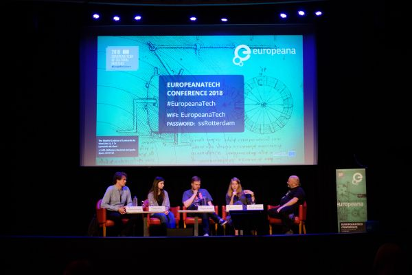 EuropeanaTech 2018 – Gorgeous Data, Glorious Technology: In review