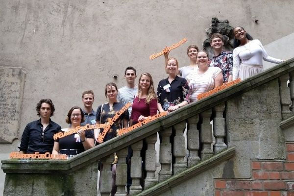 The youth movement in cultural heritage - lessons from Berlin's Youth Summit