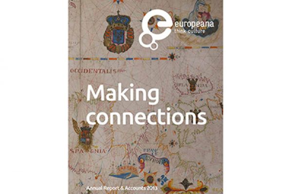 Europeana Annual Report and Accounts 2013 Published