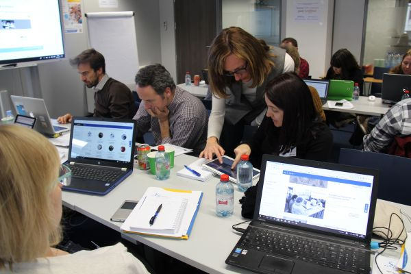 Designing learning scenarios with the Europeana Teacher Developer Group