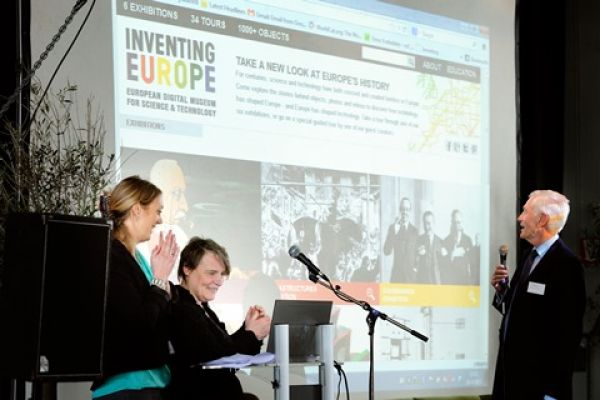European Digital Museum for Science and Technology launched