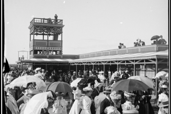 Introducing the new Tumblr Curations: Fashion at the Races I & II