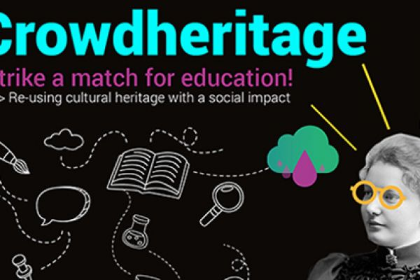 Europeana launches its first match funding call for innovative digital education projects