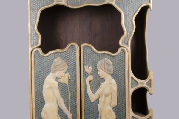 #MakewithEuropeana: Art Nouveau architecture and interiors