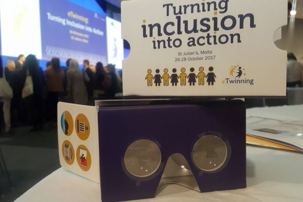 Culture for inclusive education at the eTwinning conference