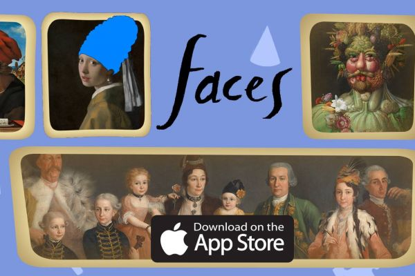 Art Stories FACES new release: more art, more fun, better learning