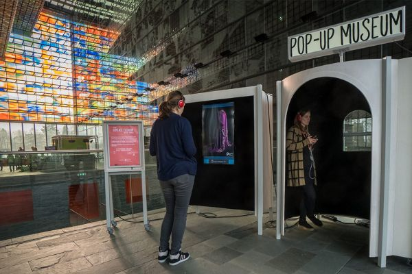 MuPoP introduces Pop-up museums as an outcome of Europeana Space