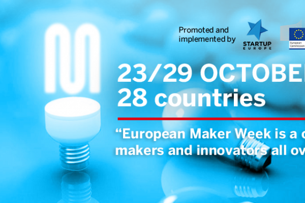 European Maker Week 2017