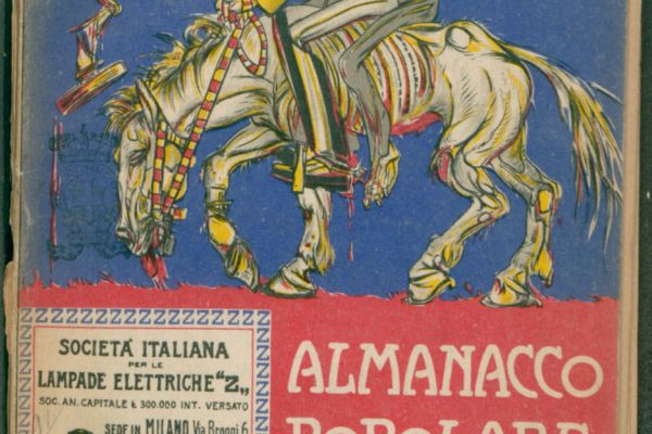 Italian Books from the First World War period