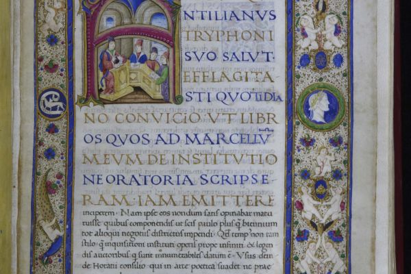 Manuscripts and printed books from the Aragonese library
