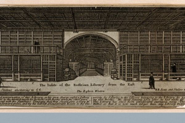 Digitised Books from the Bodleian Libraries