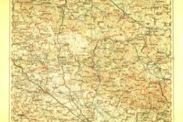 Maps of World War One from the National Library of Serbia
