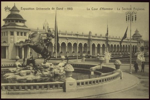 Ghent World Fair 1913