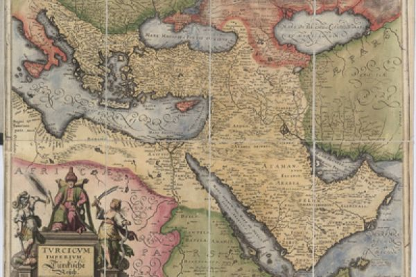 Digital Library of Bulgaria – Cartographic Editions