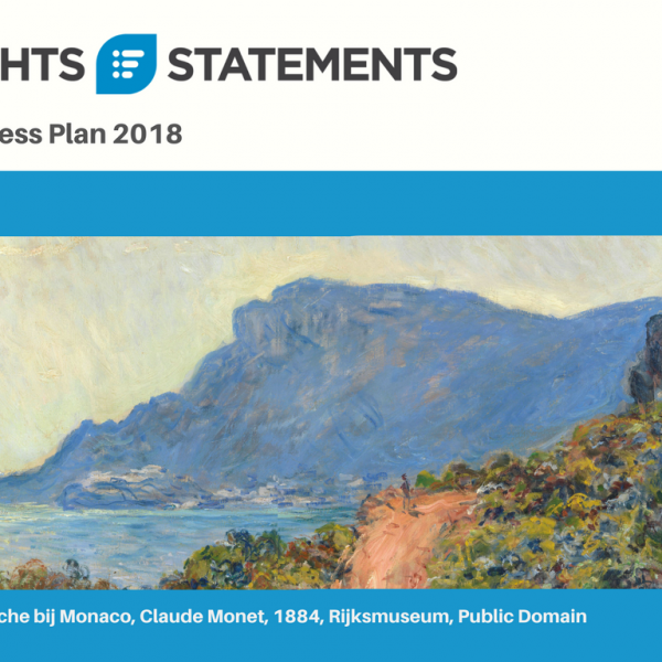 Developing the RightsStatements.org Consortium in 2018