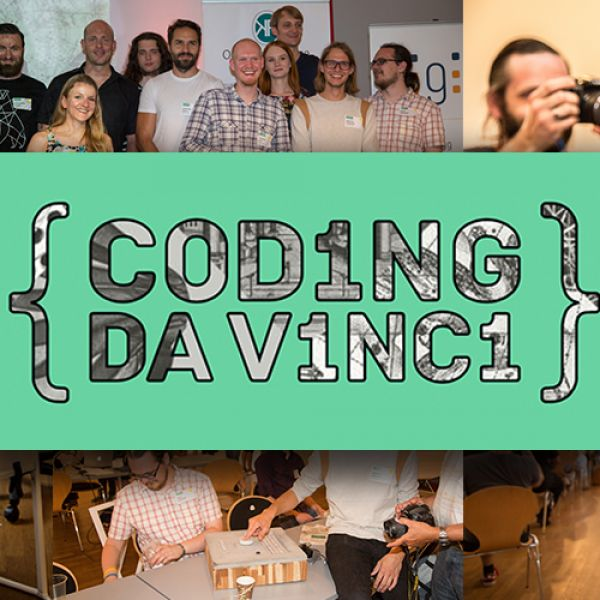 Coding da Vinci Berlin 2017: gathering German hackers, designers, and cultural heritage providers