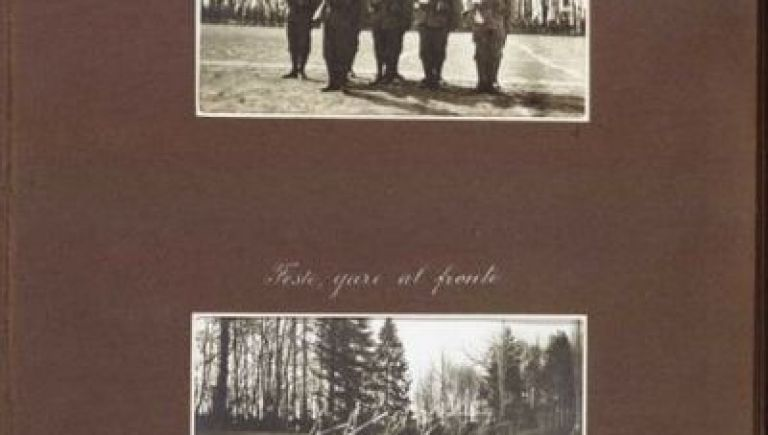 Military Photo Albums of the First World War